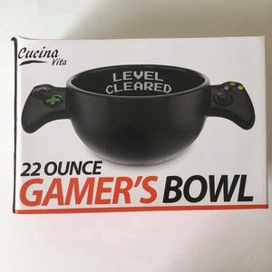NIB- 22 Ounce Gamer's Bowl
